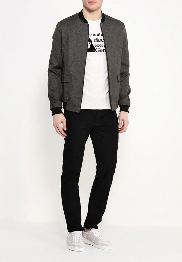 Зауженные джинсы Burton Menswear London 12S09IBLK: изображение 2