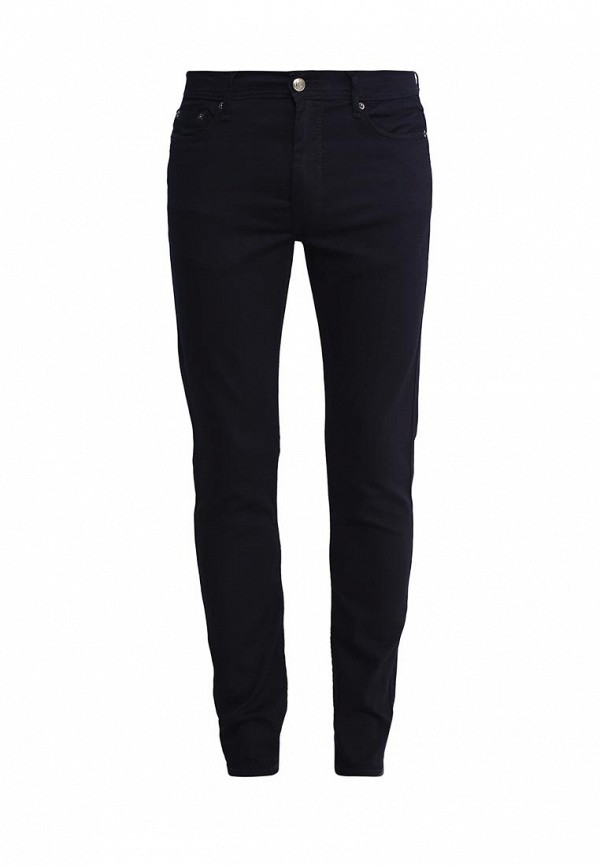 Зауженные джинсы Burton Menswear London 12S13IBLU: изображение 1