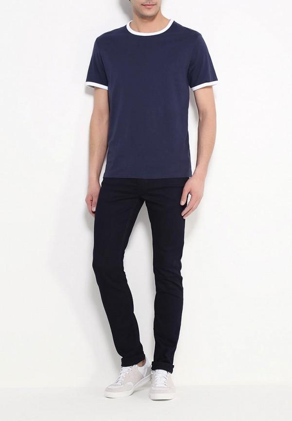 Зауженные джинсы Burton Menswear London 12S13IBLU: изображение 2