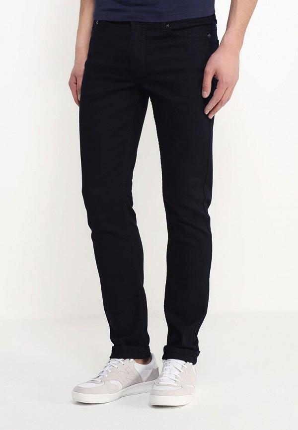 Зауженные джинсы Burton Menswear London 12S13IBLU: изображение 3