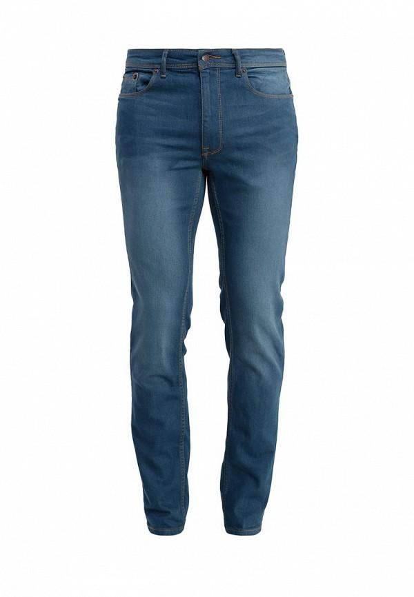 Зауженные джинсы Burton Menswear London 12S19IBLU