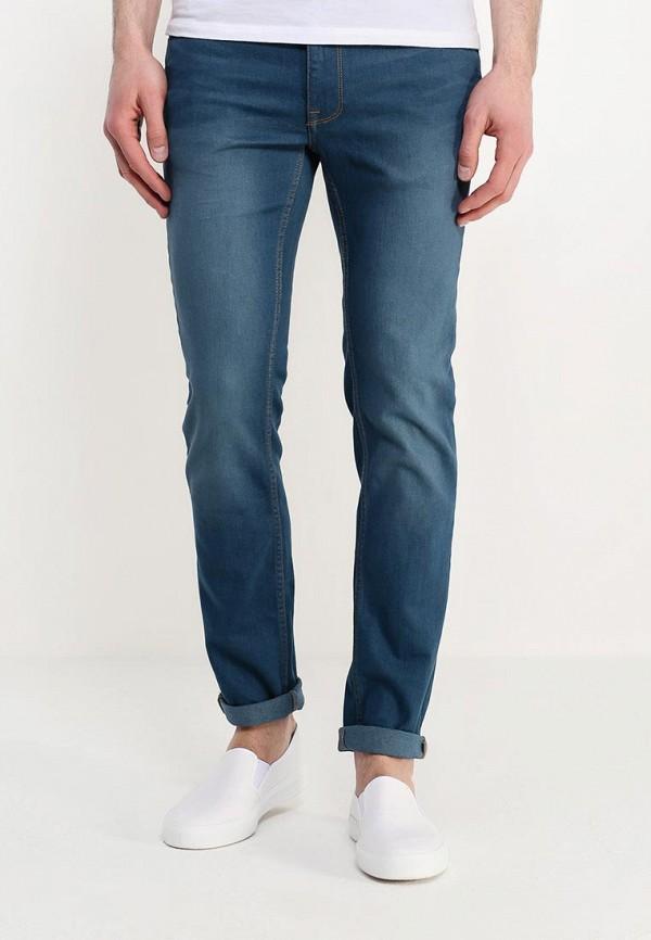 Зауженные джинсы Burton Menswear London 12S19IBLU: изображение 3