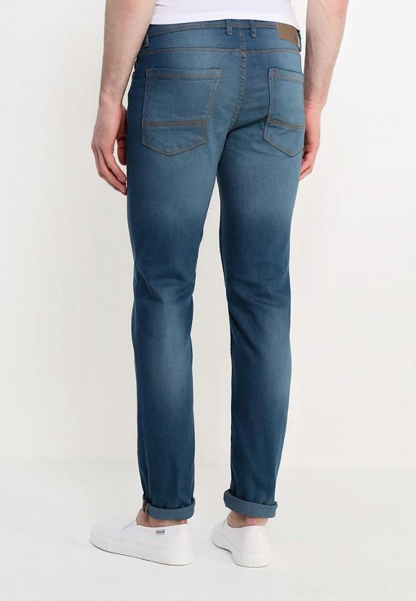 Зауженные джинсы Burton Menswear London 12S19IBLU: изображение 4