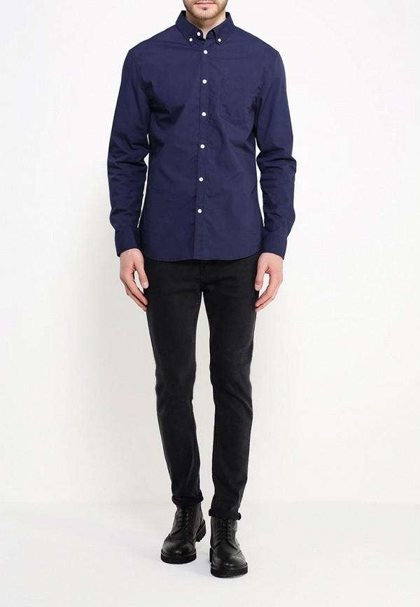 Рубашка с длинным рукавом Burton Menswear London 22P01INVY: изображение 2