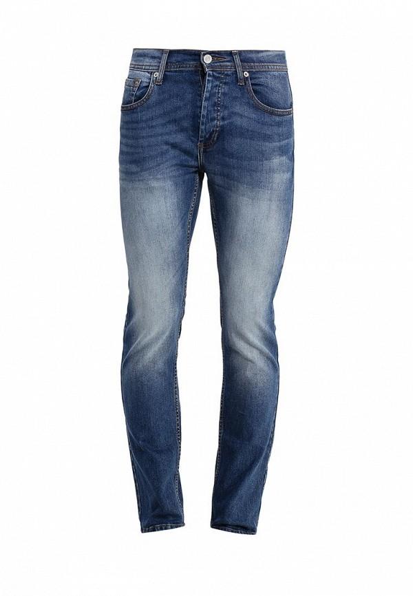 Зауженные джинсы Burton Menswear London 12A04IBLU