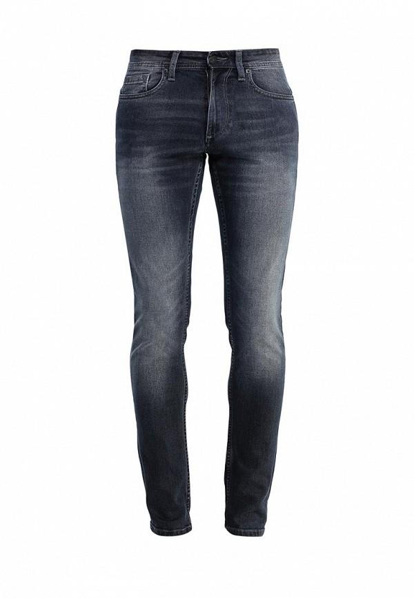 Зауженные джинсы Burton Menswear London 12A06IBLU: изображение 1