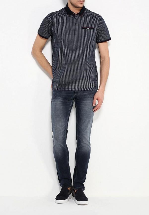Зауженные джинсы Burton Menswear London 12A06IBLU: изображение 2