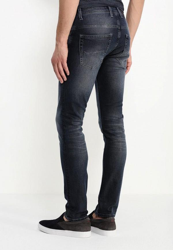 Зауженные джинсы Burton Menswear London 12A06IBLU: изображение 4