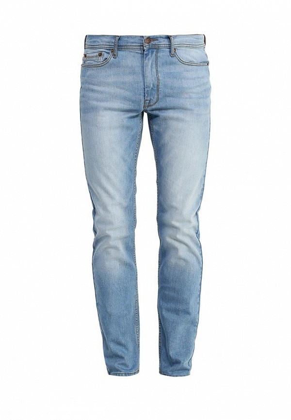 Зауженные джинсы Burton Menswear London 12S06IBLU
