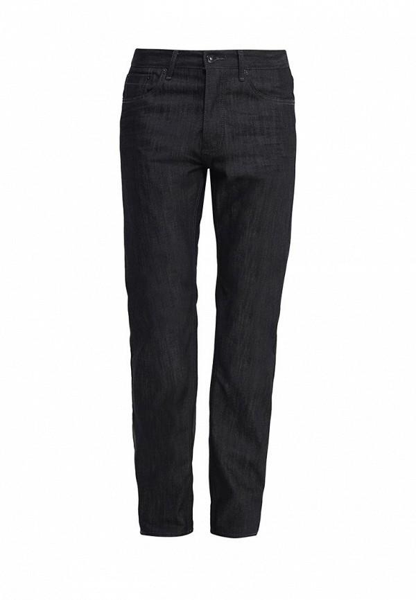 Мужские прямые джинсы Burton Menswear London 12T04IBLK