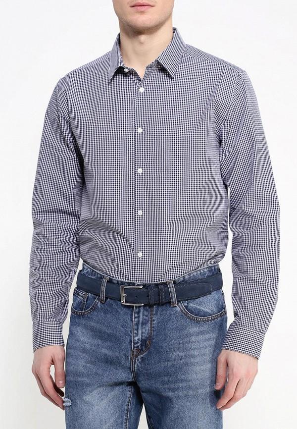 Рубашка с длинным рукавом Burton Menswear London 19S01HNVY: изображение 3