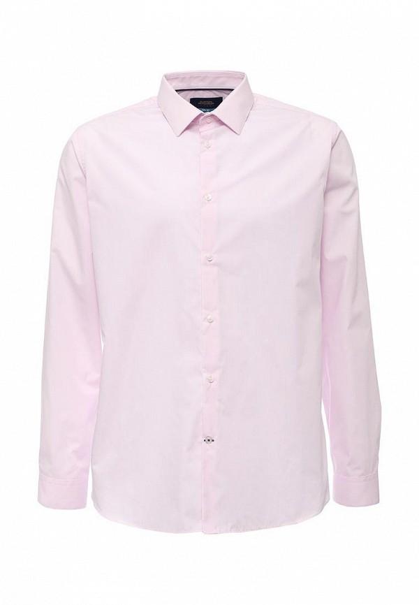 Рубашка с длинным рукавом Burton Menswear London 19S01HPNK: изображение 1