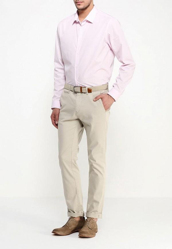 Рубашка с длинным рукавом Burton Menswear London 19S01HPNK: изображение 3