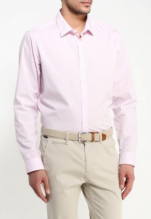 Рубашка с длинным рукавом Burton Menswear London 19S01HPNK: изображение 4