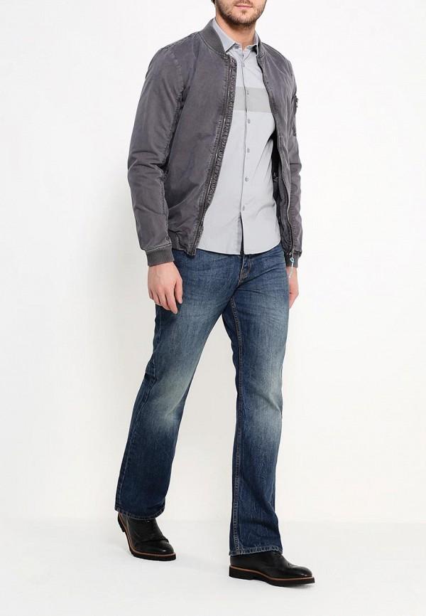 Мужские прямые джинсы Burton Menswear London 12B05IBLU: изображение 2
