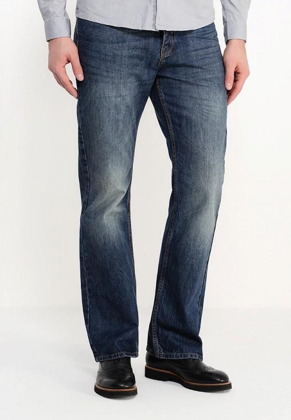 Мужские прямые джинсы Burton Menswear London 12B05IBLU: изображение 3
