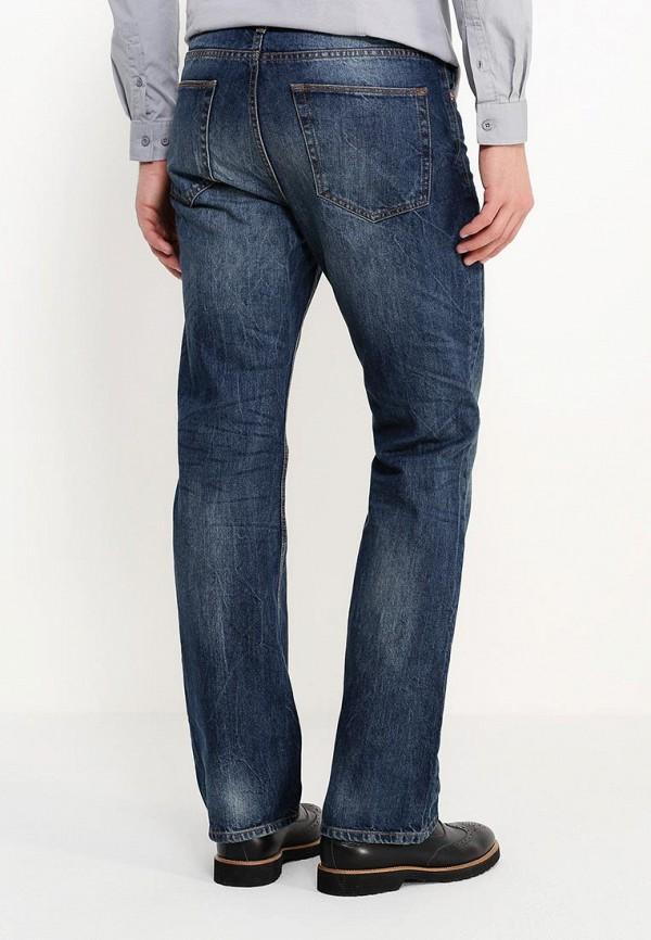 Мужские прямые джинсы Burton Menswear London 12B05IBLU: изображение 4