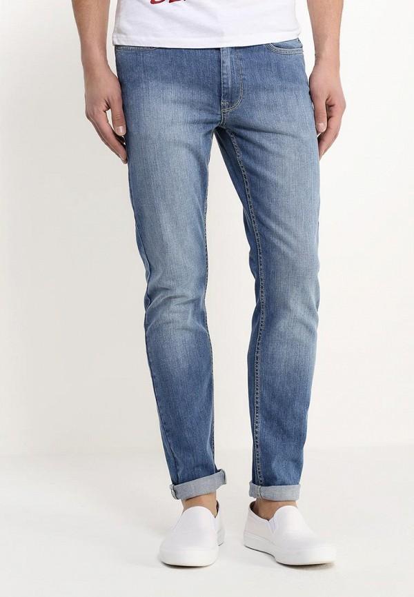 Зауженные джинсы Burton Menswear London 12S25IBLU: изображение 3