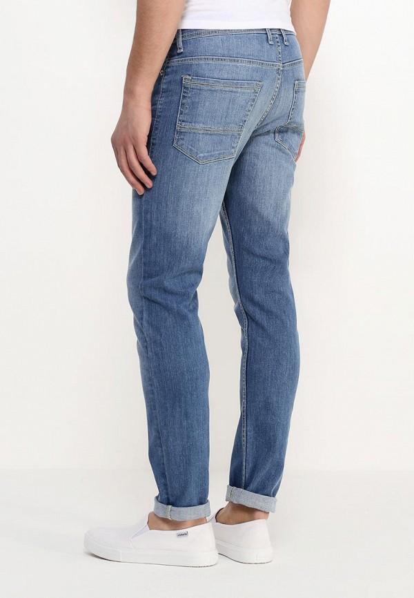 Зауженные джинсы Burton Menswear London 12S25IBLU: изображение 4