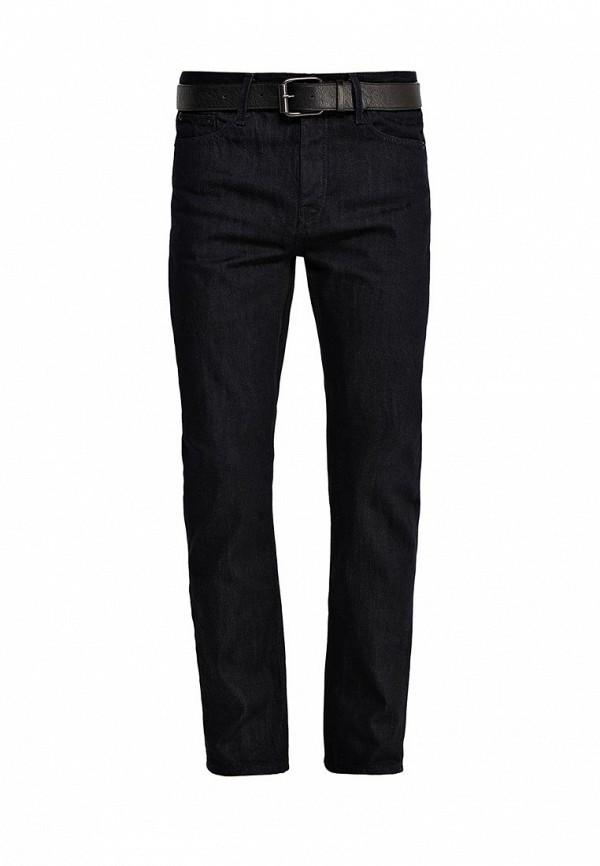 Мужские прямые джинсы Burton Menswear London 12T02HBLU