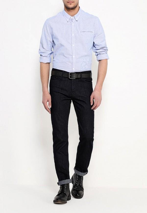 Мужские прямые джинсы Burton Menswear London 12T02HBLU: изображение 2