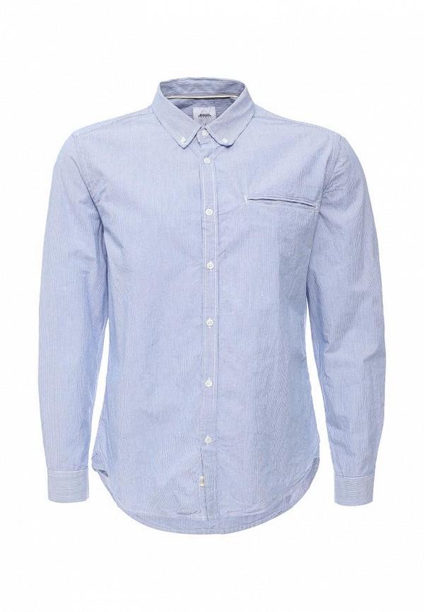 Рубашка с длинным рукавом Burton Menswear London 22L01IBLU
