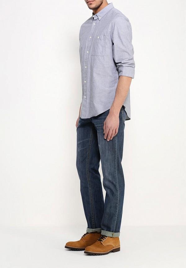 Рубашка с длинным рукавом Burton Menswear London 22L02IGRY: изображение 3
