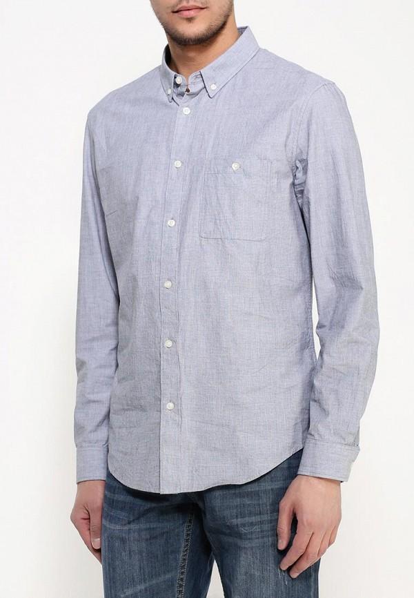Рубашка с длинным рукавом Burton Menswear London 22L02IGRY: изображение 4