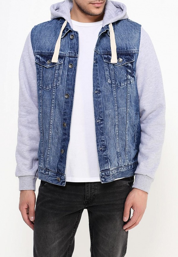 Джинсовая куртка Burton Menswear London 06D02HBLU: изображение 3