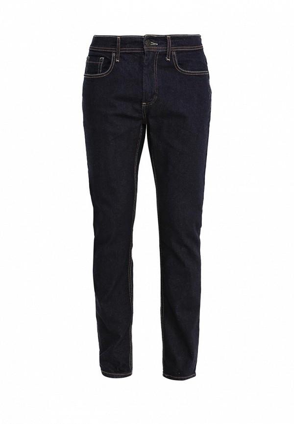 Зауженные джинсы Burton Menswear London 12A12IBLU: изображение 1
