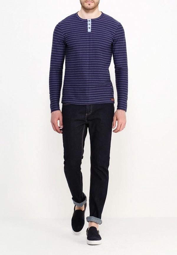 Зауженные джинсы Burton Menswear London 12A12IBLU: изображение 2