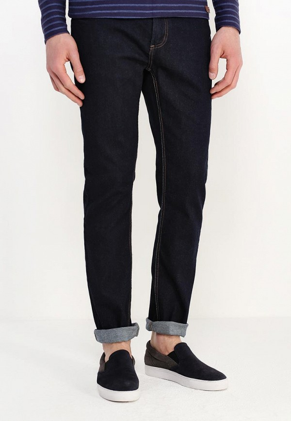 Зауженные джинсы Burton Menswear London 12A12IBLU: изображение 3