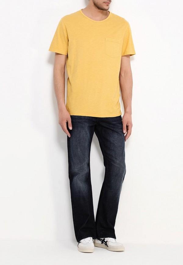 Мужские широкие и расклешенные джинсы Burton Menswear London 12B04IBLU: изображение 2