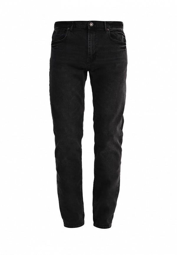 Зауженные джинсы Burton Menswear London 12S07IBLK