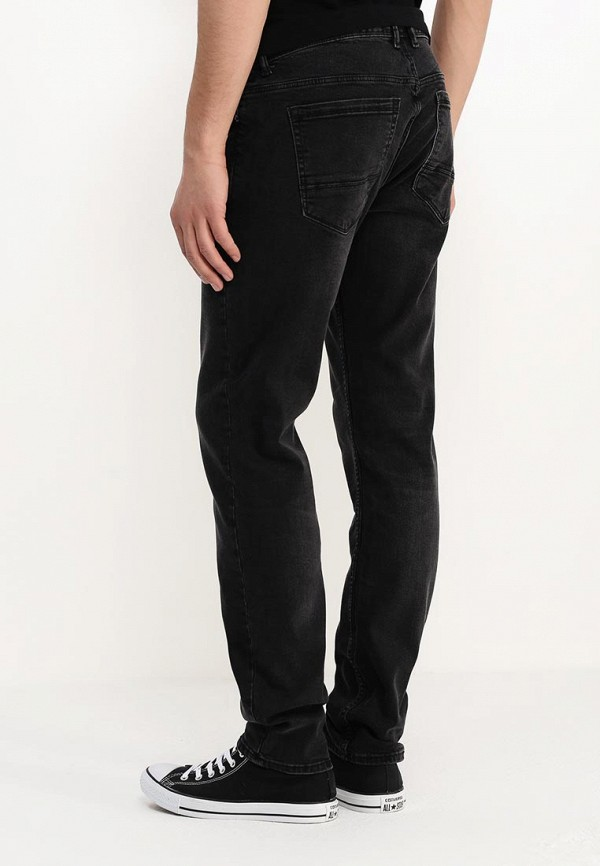 Зауженные джинсы Burton Menswear London 12S07IBLK: изображение 4
