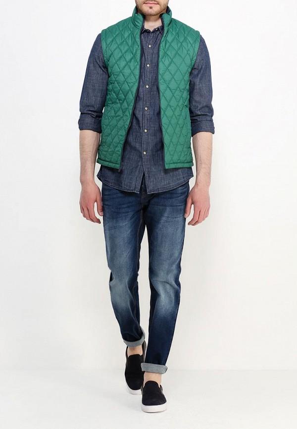 Мужские прямые джинсы Burton Menswear London 12T07IBLU: изображение 2