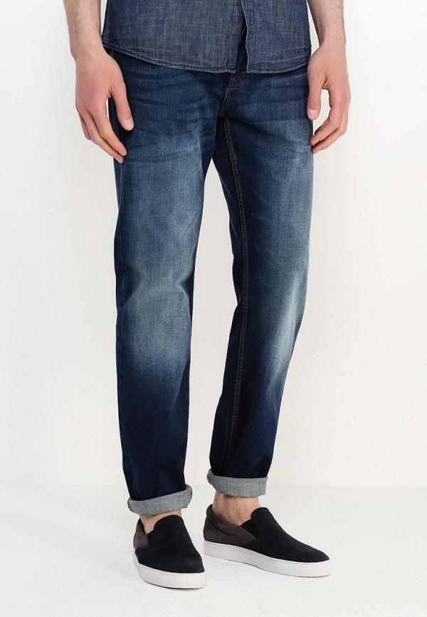 Мужские прямые джинсы Burton Menswear London 12T07IBLU: изображение 3