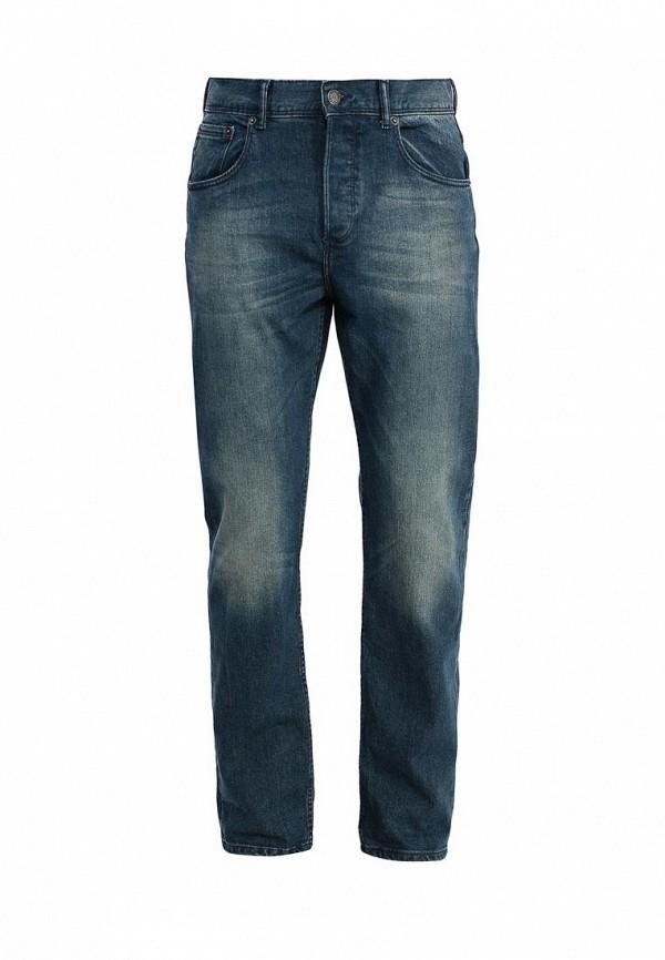 Мужские прямые джинсы Burton Menswear London 12T10IBLU