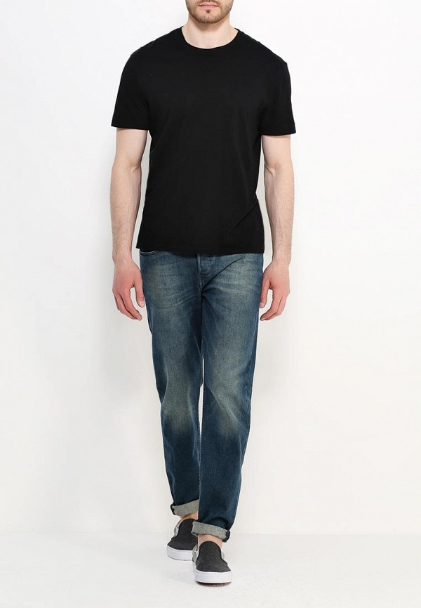 Мужские прямые джинсы Burton Menswear London 12T10IBLU: изображение 2