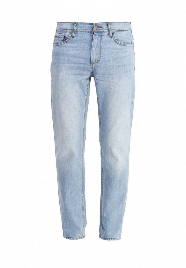 Мужские прямые джинсы Burton Menswear London 12T17IBLU: изображение 1