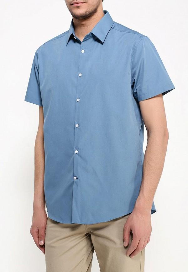 Рубашка с коротким рукавом Burton Menswear London 19B16IBLU: изображение 3