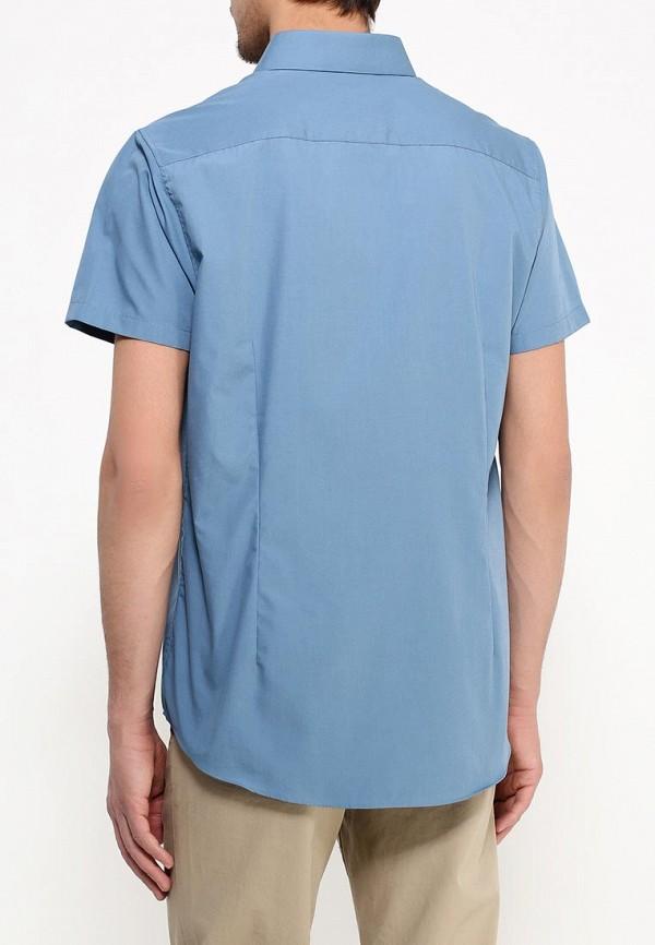 Рубашка с коротким рукавом Burton Menswear London 19B16IBLU: изображение 4