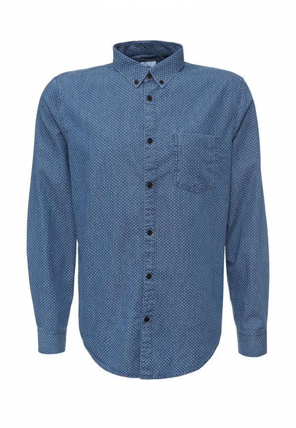 Рубашка с длинным рукавом Burton Menswear London 22D02IBLU