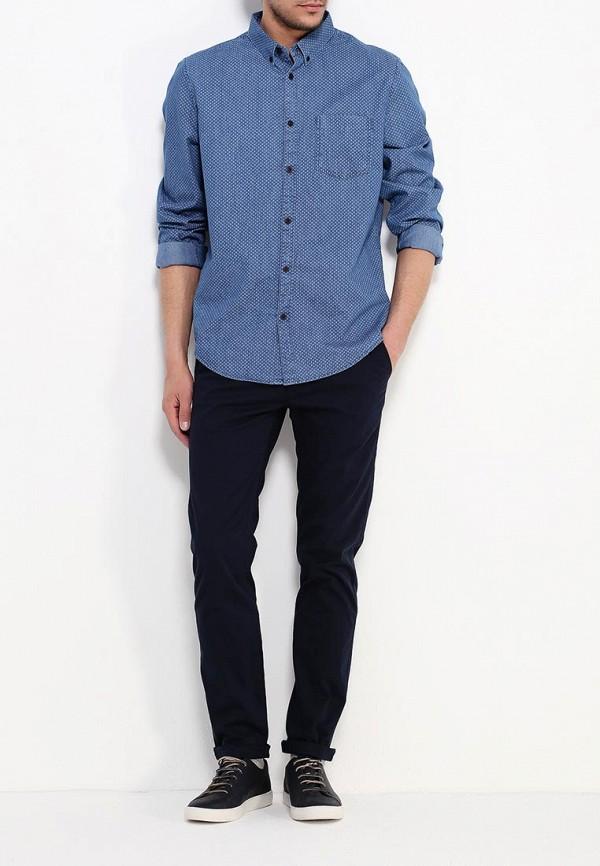 Рубашка с длинным рукавом Burton Menswear London 22D02IBLU: изображение 2