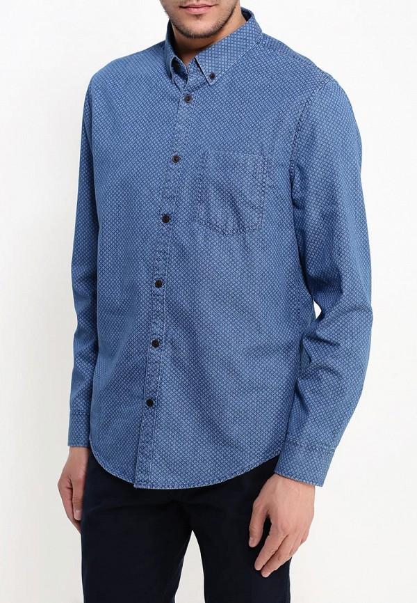 Рубашка с длинным рукавом Burton Menswear London 22D02IBLU: изображение 3