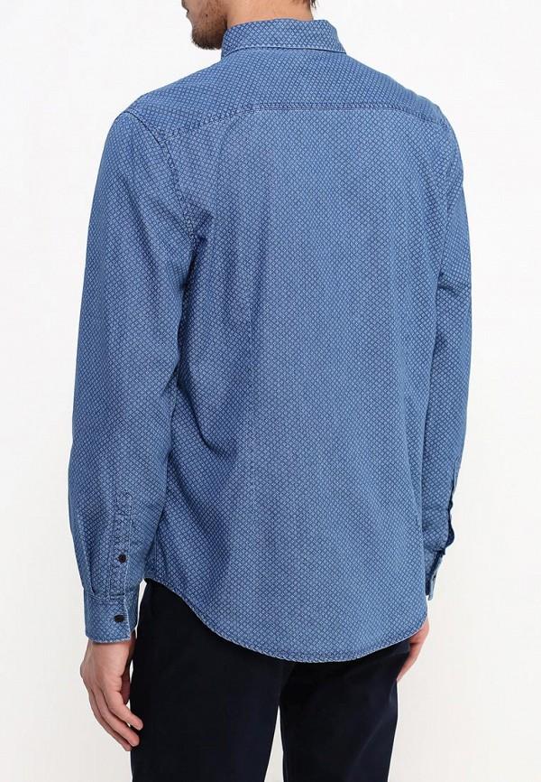 Рубашка с длинным рукавом Burton Menswear London 22D02IBLU: изображение 4