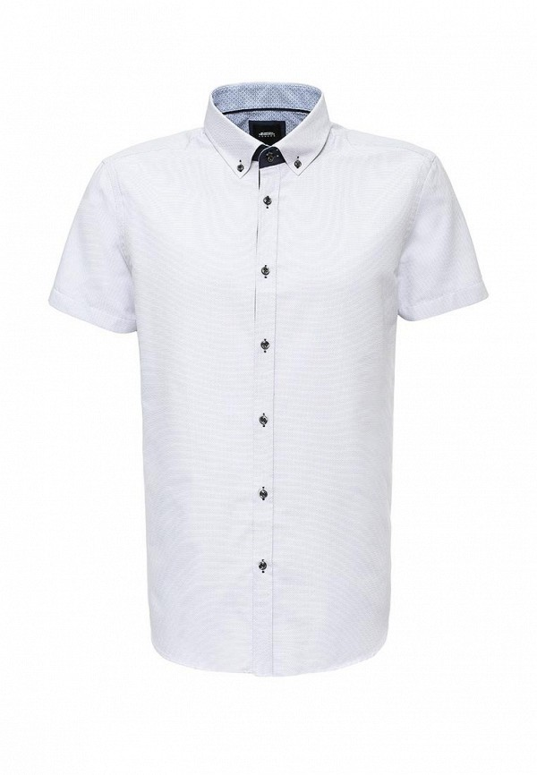 Рубашка с коротким рукавом Burton Menswear London 22D08IBLU