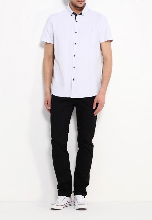 Рубашка с коротким рукавом Burton Menswear London 22D08IBLU: изображение 2