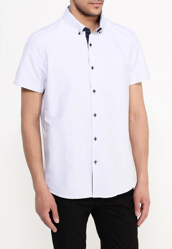 Рубашка с коротким рукавом Burton Menswear London 22D08IBLU: изображение 3