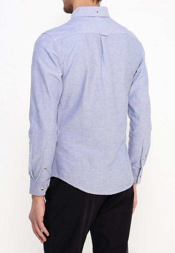 Рубашка с длинным рукавом Burton Menswear London 22O01HBLU: изображение 4